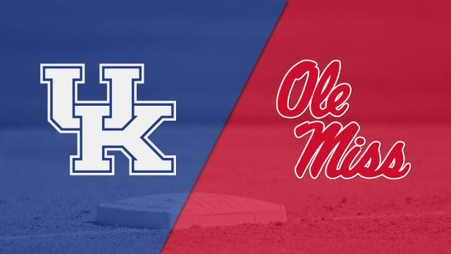 Kentucky vs. Ole Miss (Softball)