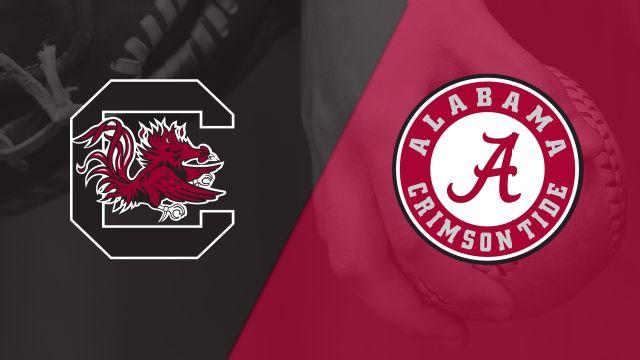 South Carolina vs. #9 Alabama (Softball)