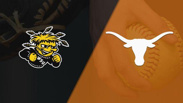 Wichita State vs. Texas (Softball)