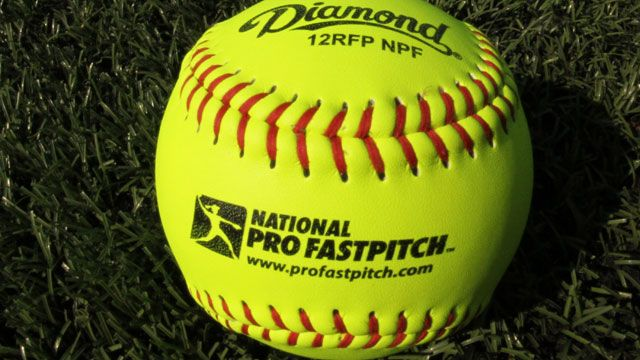 USSSA Pride vs. Dallas Charge (Softball)