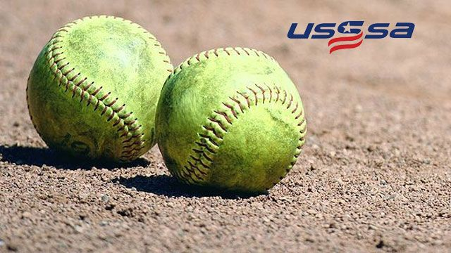 USSSA Slow Pitch Softball (Semifinal #1)