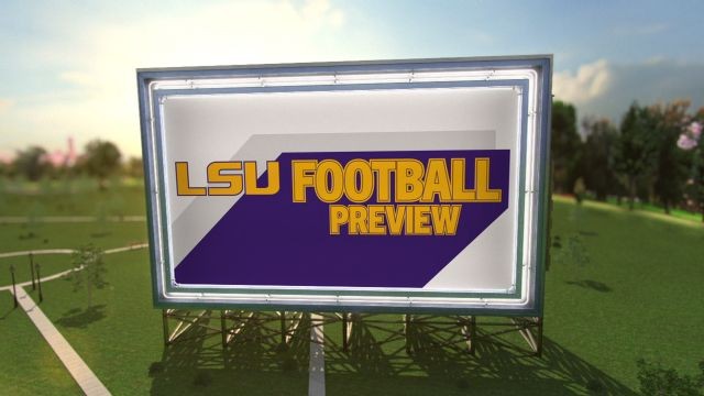 2015 LSU Football Preview