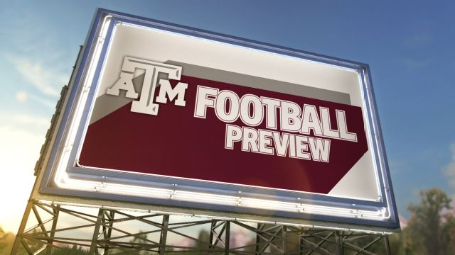 2015 Texas A&M Football Preview