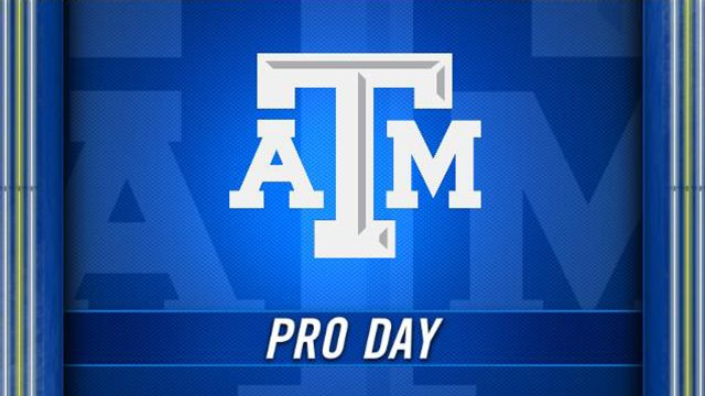 Texas A&M Pro Day