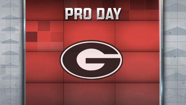 Georgia Pro Day
