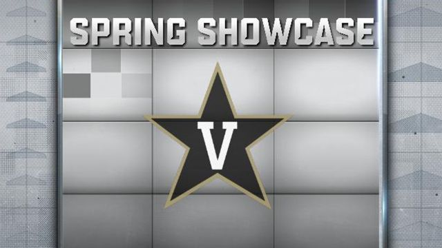 Vanderbilt Spring Football Showcase