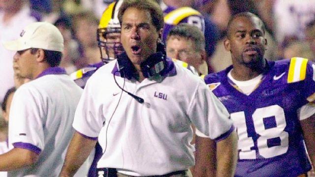 SEC Rewind: LSU vs. Kentucky 2002