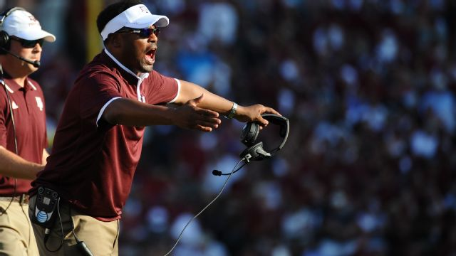 Texas A&M Football Weekly Press Conference