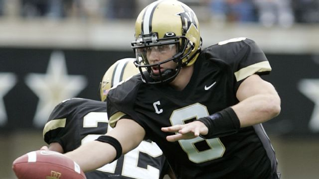 Vanderbilt vs. Tennessee - 11/19/2005 (re-air)