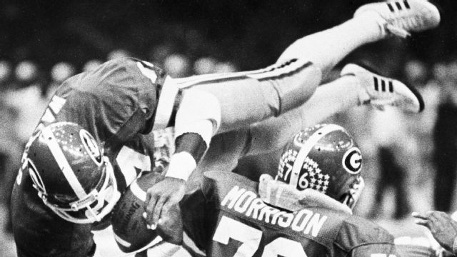Georgia vs. Florida - 11/8/1980 (re-air)