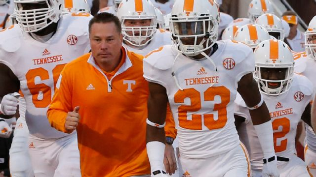 Tennessee Football Weekly Press Conference