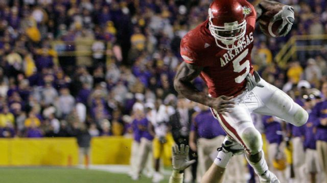 Arkansas vs. LSU -11/23/2007 (re-air)