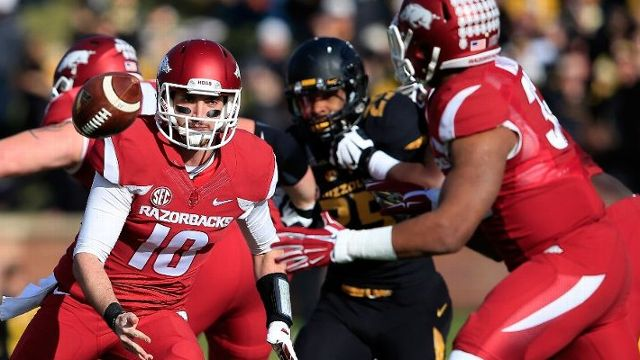 Arkansas vs. Missouri - 11/28/2014