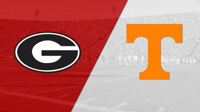 #7 Georgia vs. Tennessee (Football) (re-air)