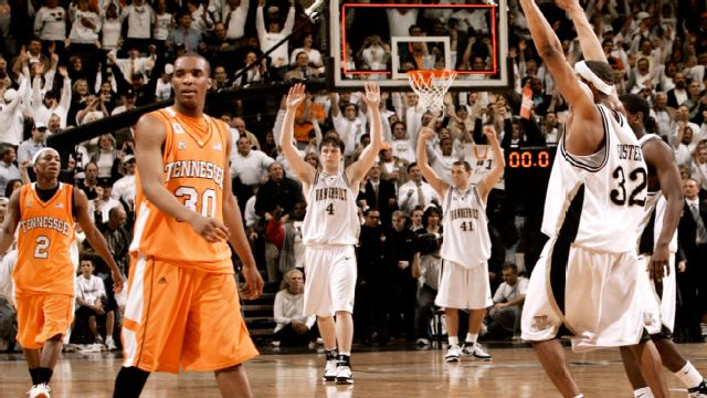 Tennessee vs. Vanderbilt - 2/26/2008 (re-air)