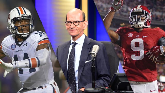 Finebaum Film Room: Iron Bowl Live