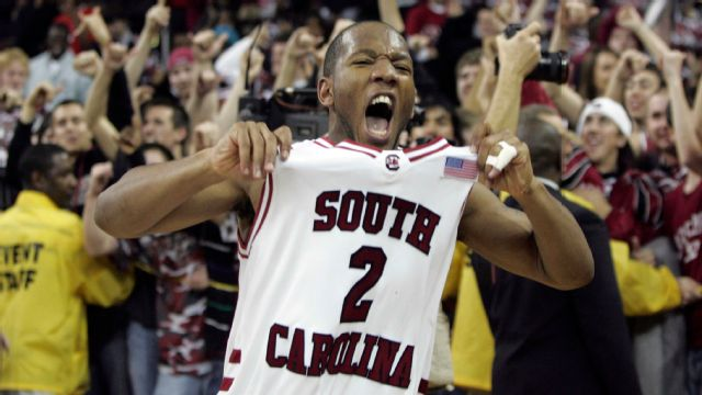 Florida vs. South Carolina - 1/21/2009 (re-air)