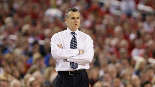 Florida Basketball: Jeremy Foley and Billy Donovan Press Conference