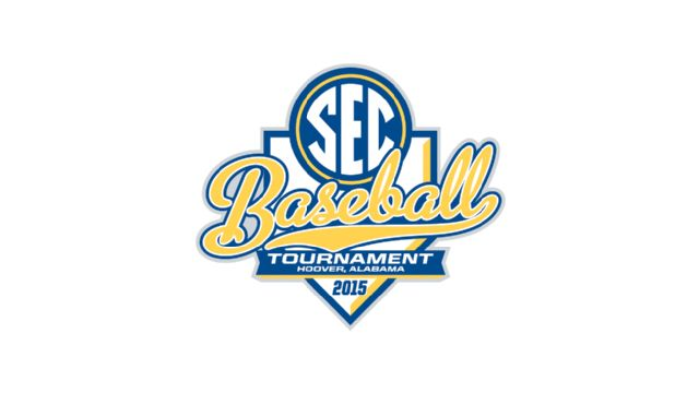 SEC Baseball Championship Press Conference (SEC Baseball Tournament)