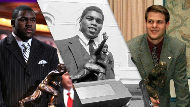 Trophy Lives: Heisman Winners of The SEC