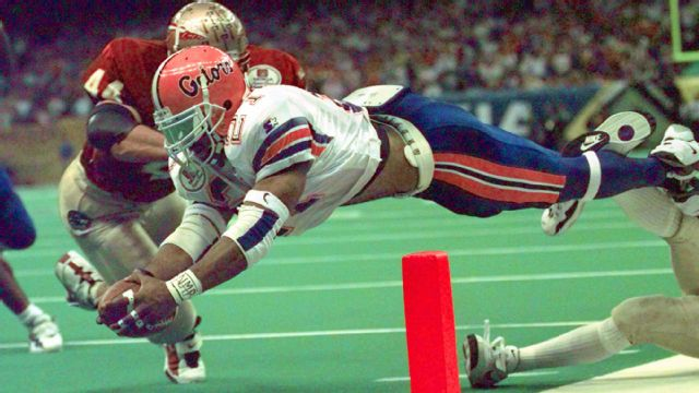 Florida State vs. Florida - 11/22/1997 (re-air)