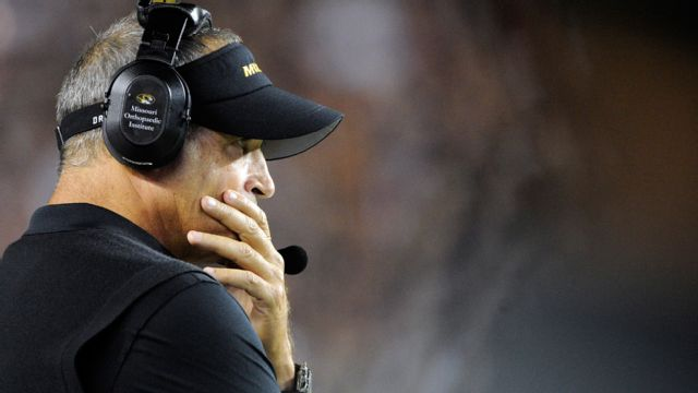 Missouri Football Weekly Press Conference