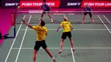 European Badminton Mixed Team Championships (Finals)