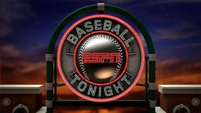 Baseball Tonight Presented by Mitsubishi