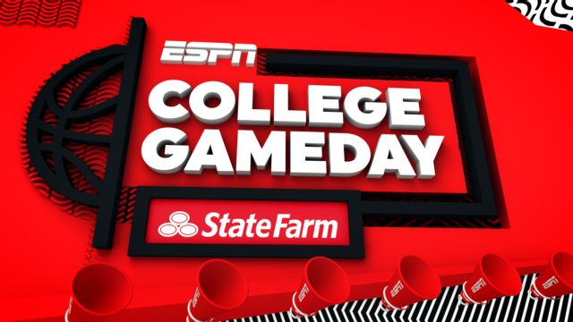College GameDay covered by State Farm (M Basketball)