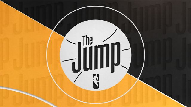 NBA: The Jump Presented by Dewar's