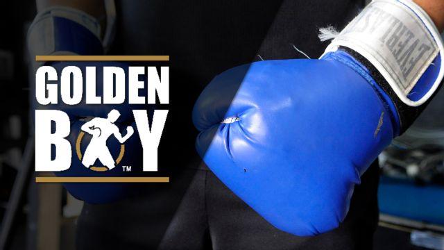 In Spanish - Jason Quigley vs. Glen Tapia (Undercard)
