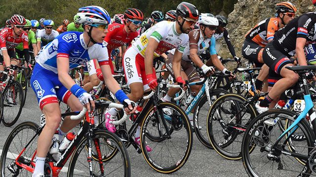 Cycling: Paris-Nice: Stage 3
