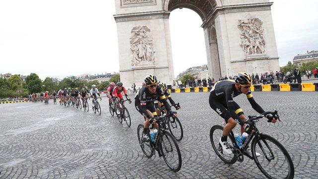 Cycling: Tour de France (Etapa 20)