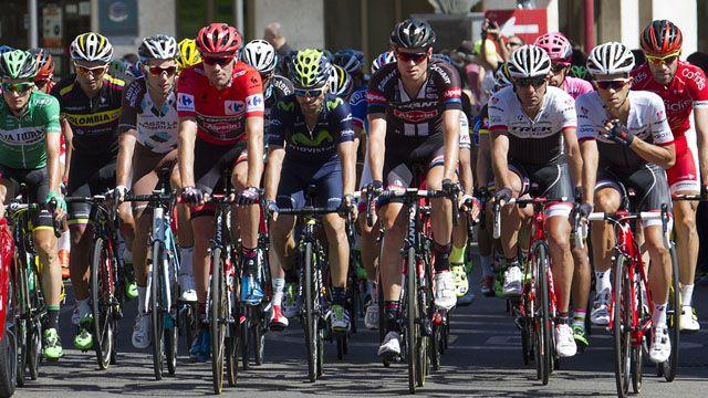 Cycling: Vuelta A España