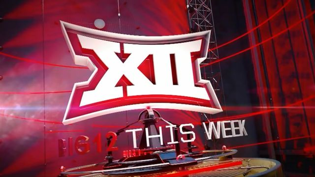 Big 12 This Week