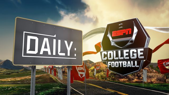 CFB Daily Presented by Dr Pepper