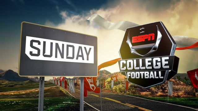 College Football Sunday