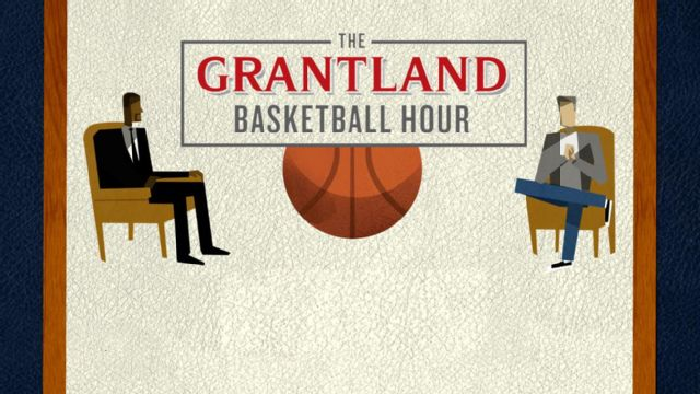 The Grantland Basketball Hour Presented by USPS