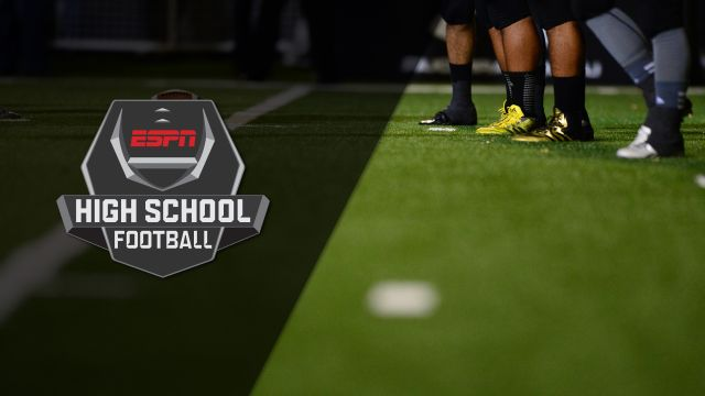Booker T. Washington (FL) vs. St. Thomas Aquinas (FL) (HS Football)