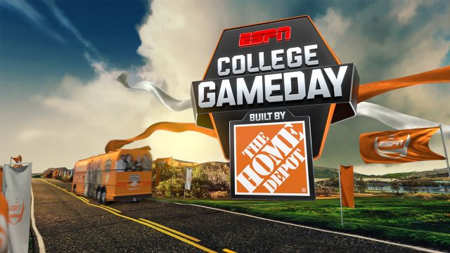College GameDay Season Preview Special Built by The Home Depot