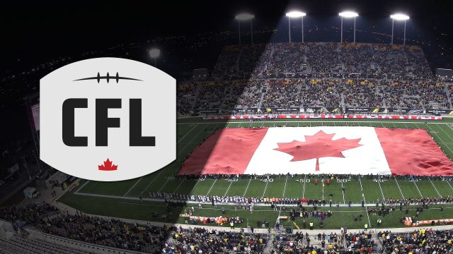 Calgary Stampeders vs. BC Lions