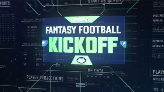 Fantasy Football Kickoff