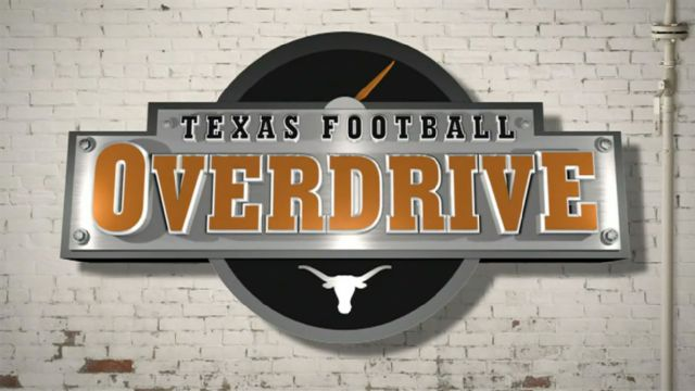 Texas Football Overdrive - Texas vs. Iowa State (re-air)