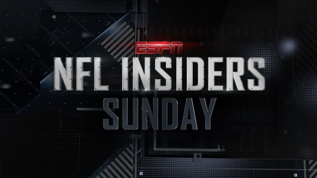 NFL Insiders: Sunday Edition