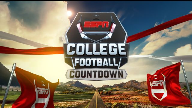 College Football Countdown presented by Papa John's