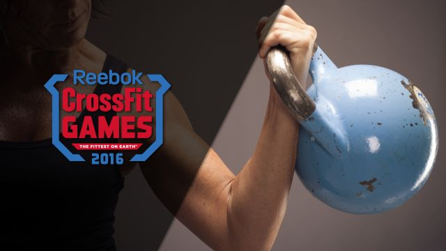 2015 Reebok CrossFit Games (Men's)