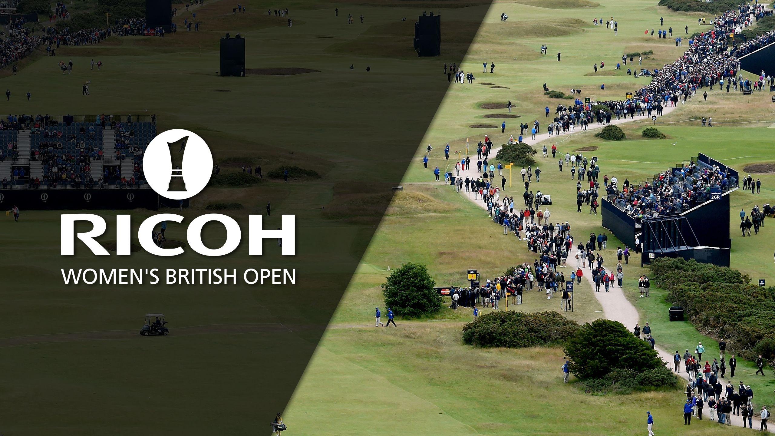 2017 Women's British Open (Final Round)