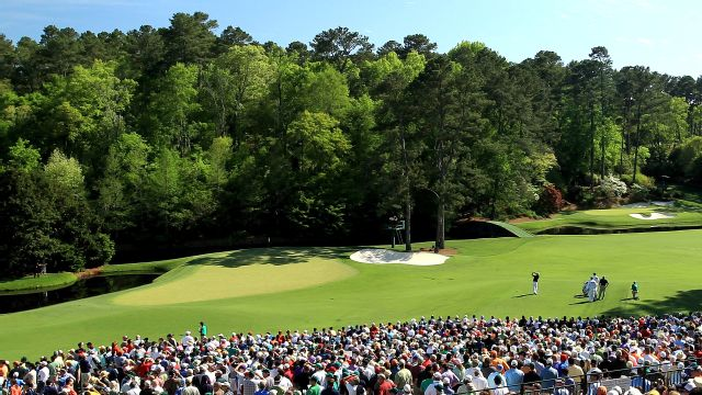 U.S. Open Golf Championship - Part I (Second Round)
