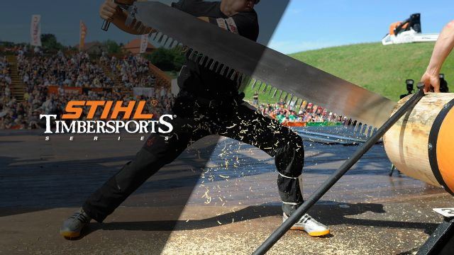 STIHL Timbersports USA Professional and Collegiate Championships