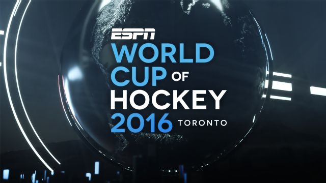 World Cup of Hockey Pregame Presented by TINCUP Whiskey